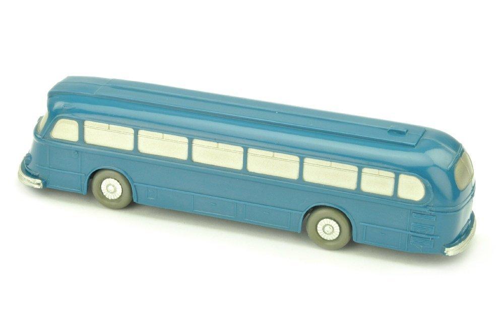Mercedes O 6600, azurblau - 2