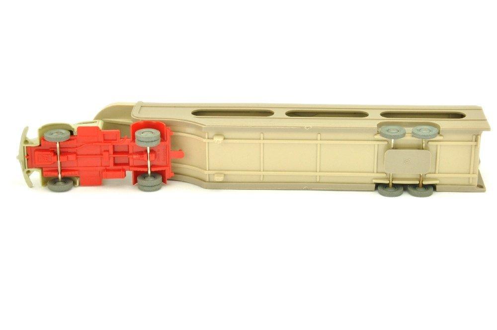 Haendlerkarton mit MB 5000 PKW-Transporter - 4