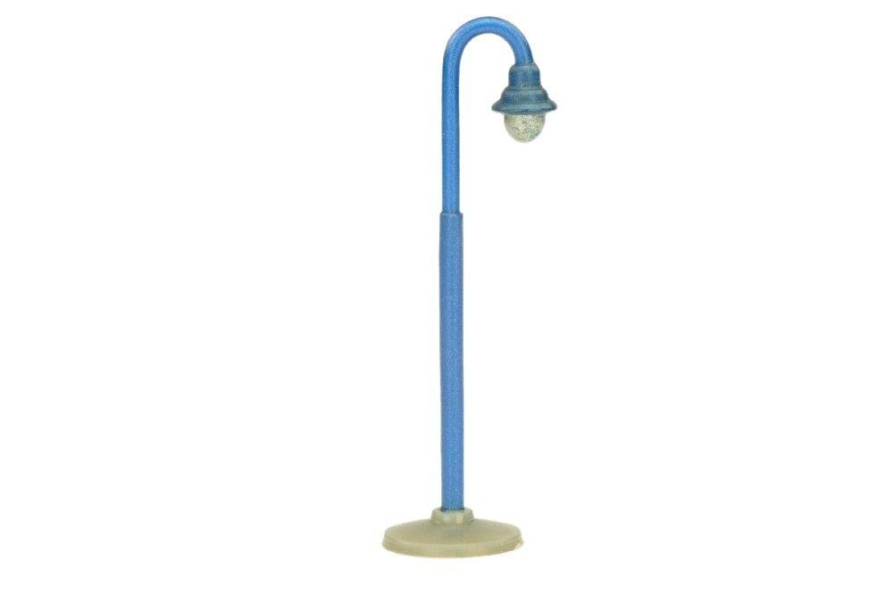 Bogenlampe, blaumetallic