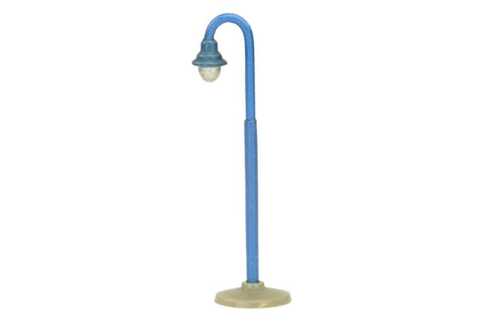 Bogenlampe, blaumetallic - 2