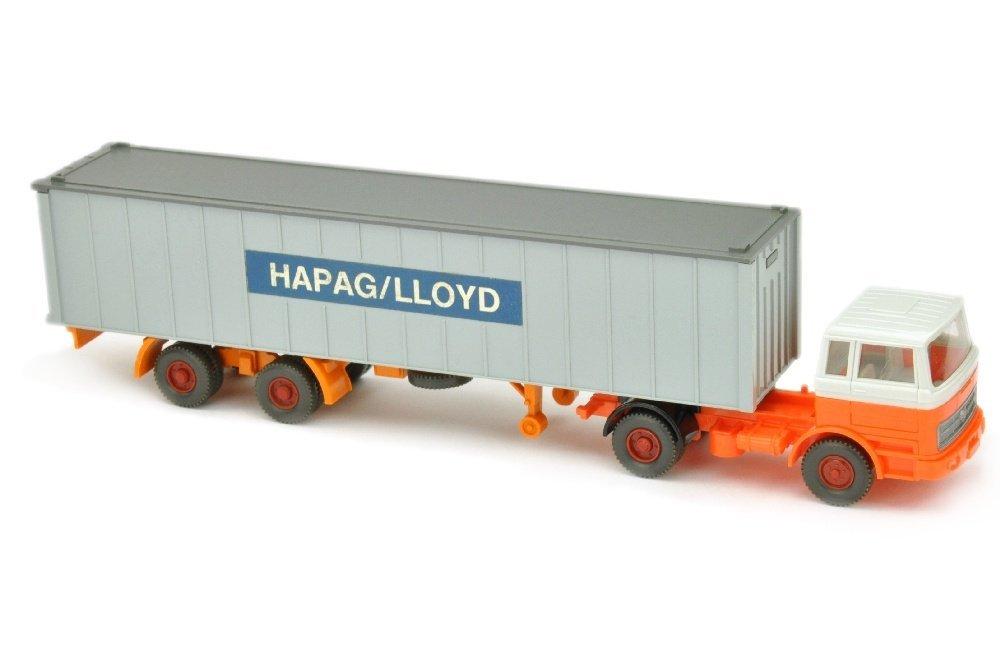 Hapag-Lloyd/2QC - MB 1620, altweiss/h'-leuchtorg.