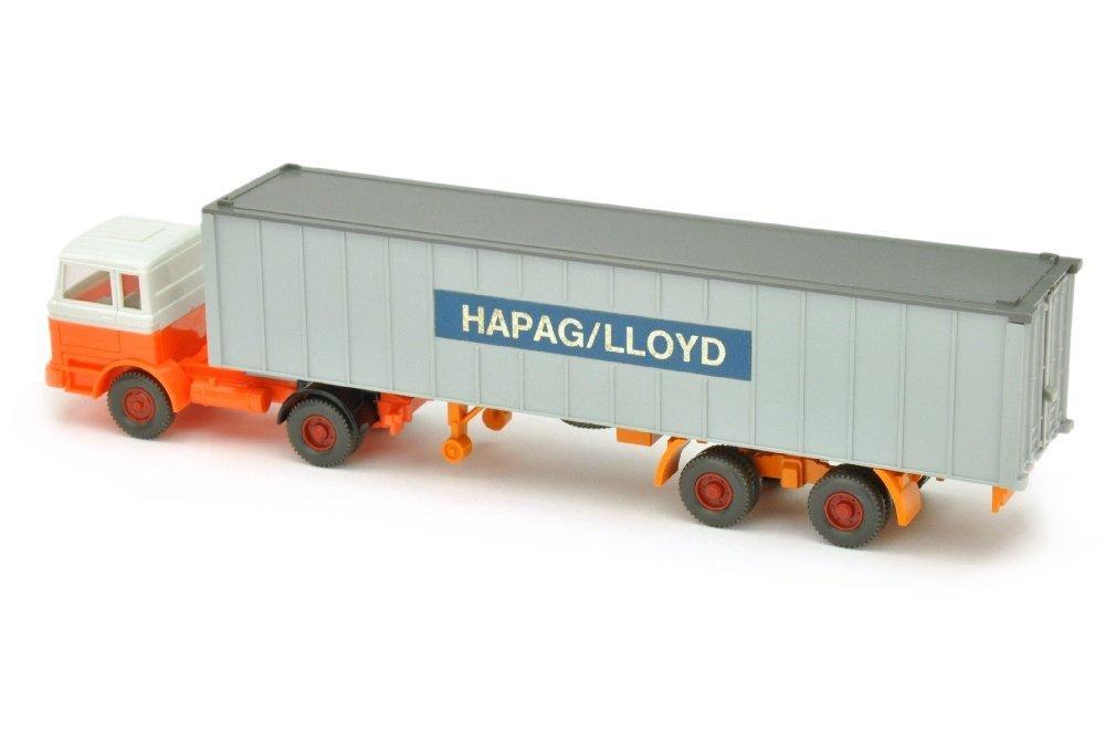 Hapag-Lloyd/2QC - MB 1620, altweiss/h'-leuchtorg. - 2