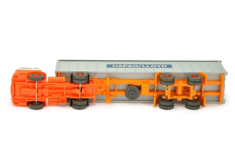 Hapag-Lloyd/2QC - MB 1620, altweiss/h'-leuchtorg. - 3