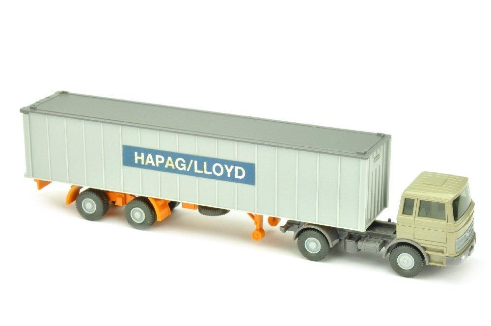 Hapag-Lloyd/2OO - MB 1620, olivgrau