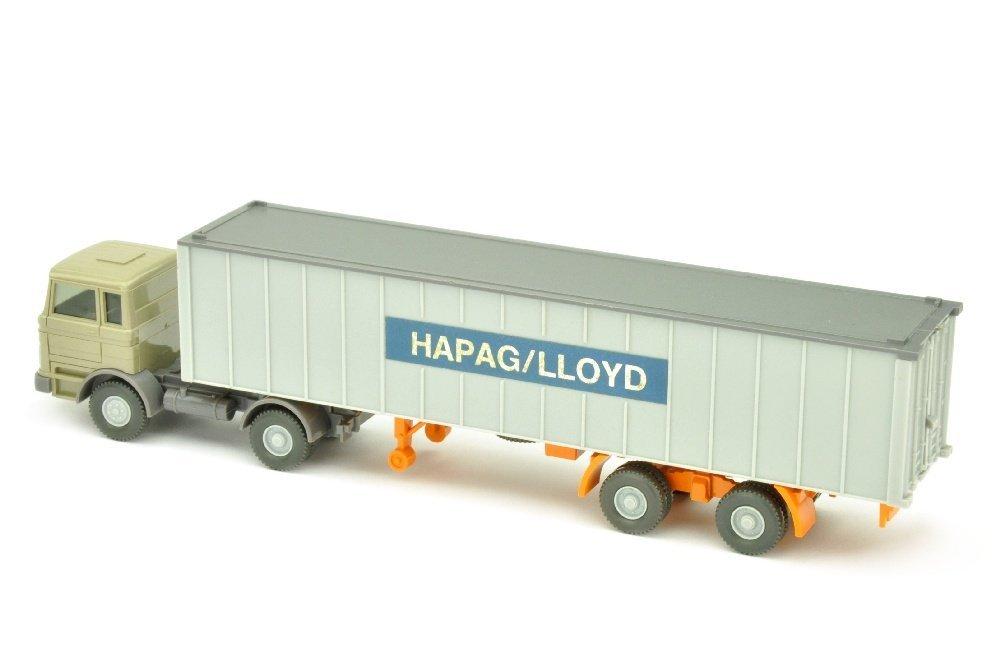 Hapag-Lloyd/2OO - MB 1620, olivgrau - 2