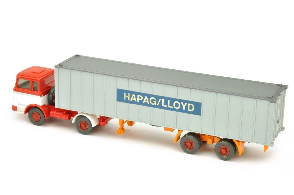 Hapag-Lloyd/2EP - MB 1620, rot/weiss - 2