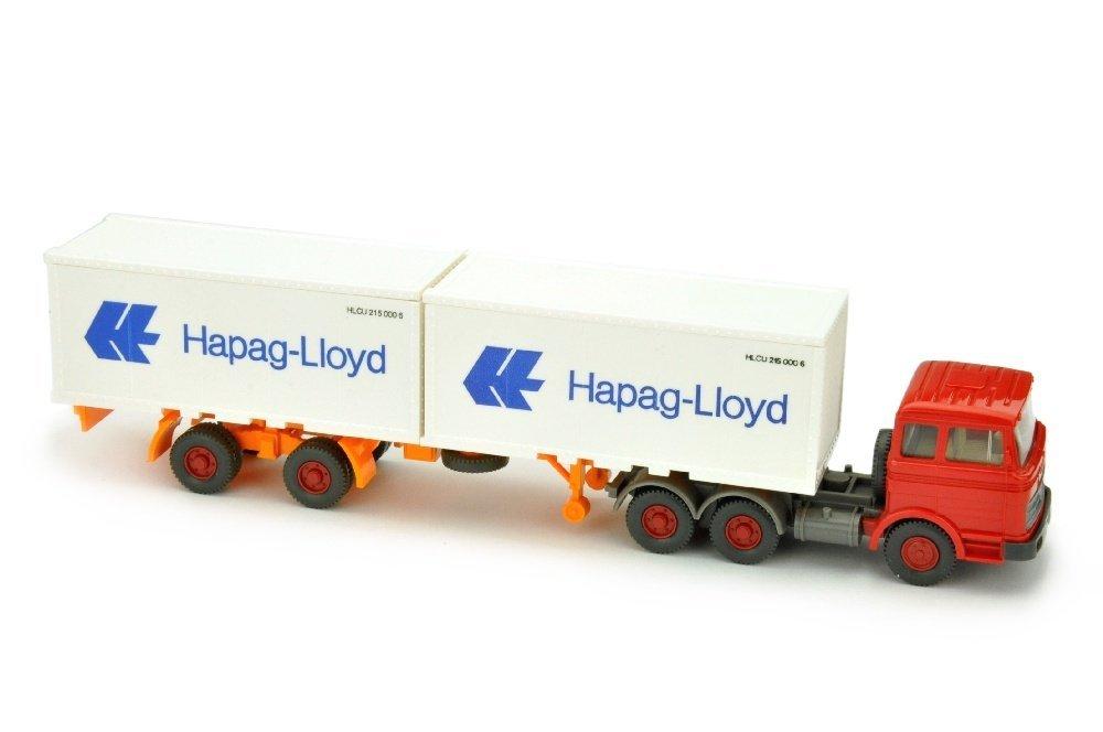 Hapag-Lloyd/9R - MB 2223, rot