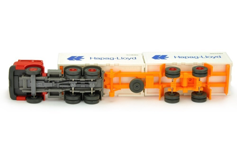 Hapag-Lloyd/9R - MB 2223, rot - 3