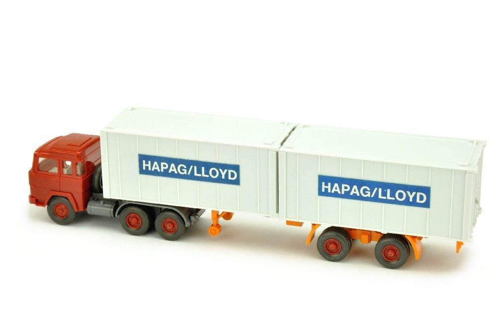 Hapag-Lloyd/4 - Magirus 235 D - 2