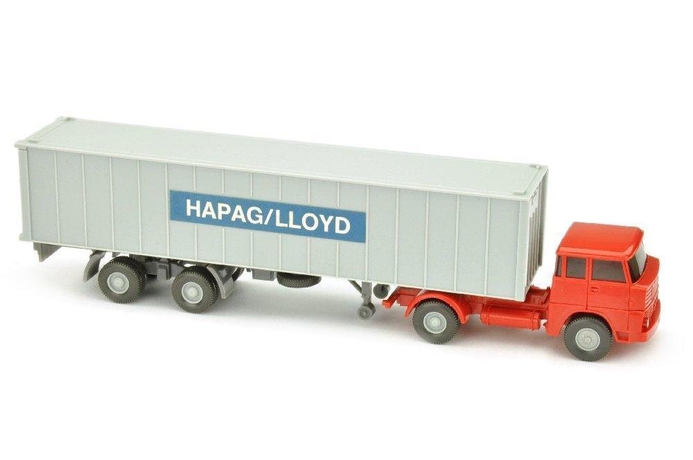 Hapag-Lloyd/6A - Henschel HS 14, rot