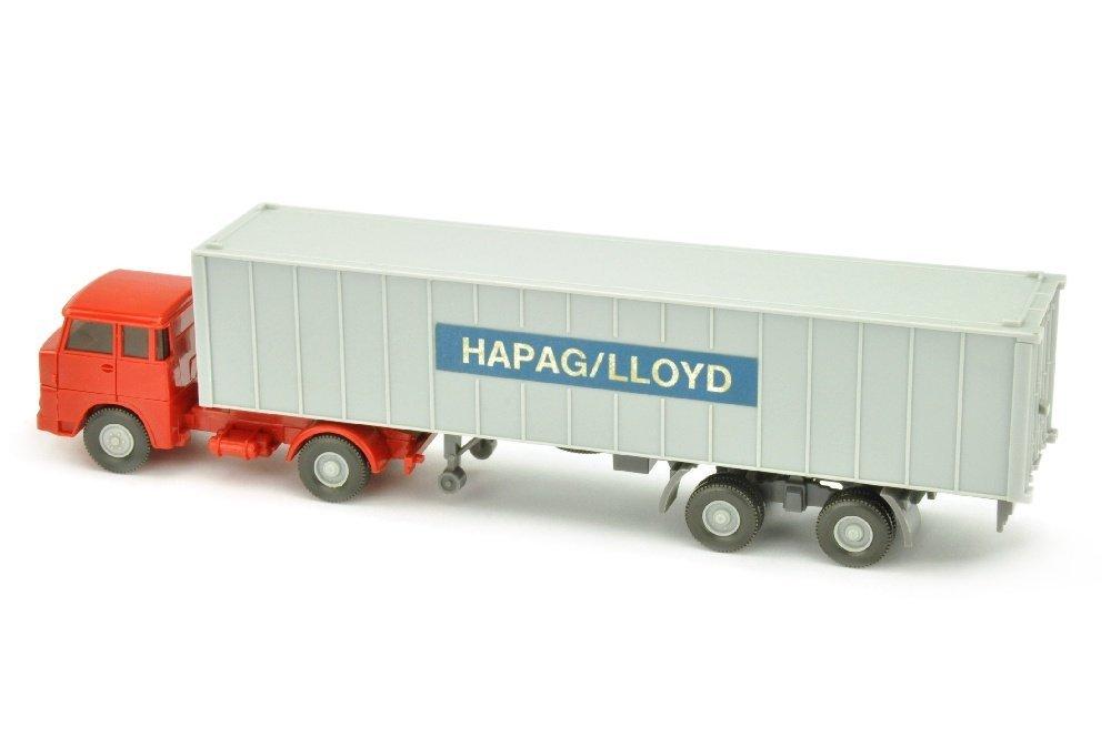Hapag-Lloyd/6A - Henschel HS 14, rot - 2