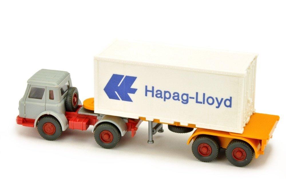 Hapag-Lloyd/8 - International Loadstar - 2