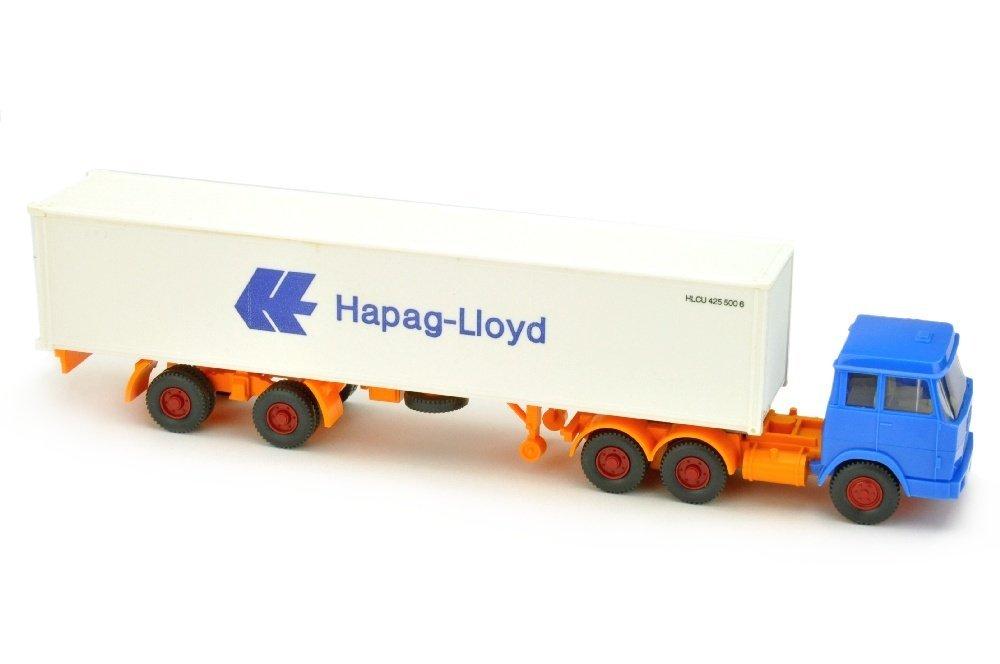 Hapag-Lloyd/7CC - Hanomag, himmelblau