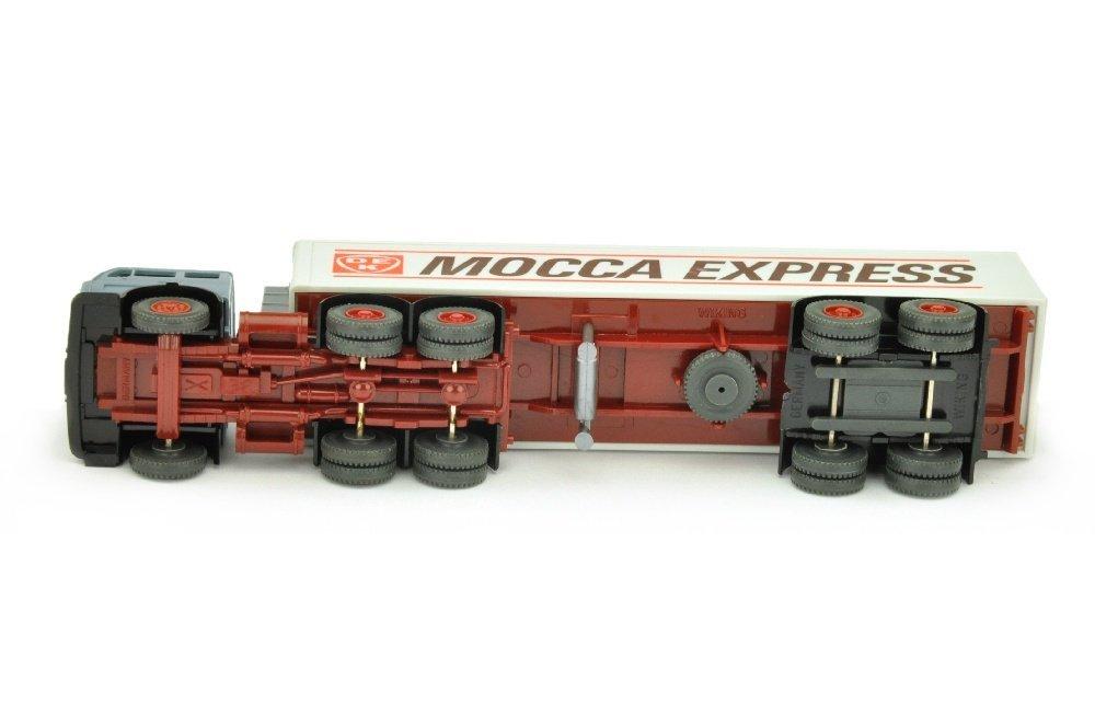 DEK Mocca Express - Koffer-Sattelzug MB 2632 - 3