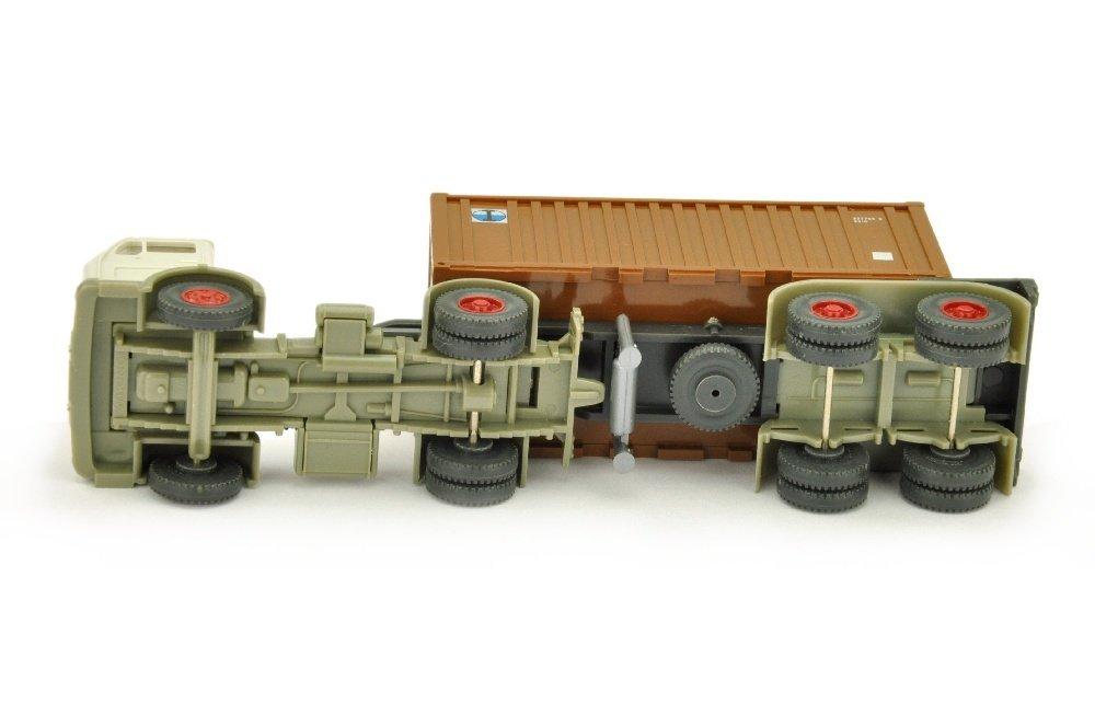 Inter Ocean - Container-Sattelzug MB 1617 - 3