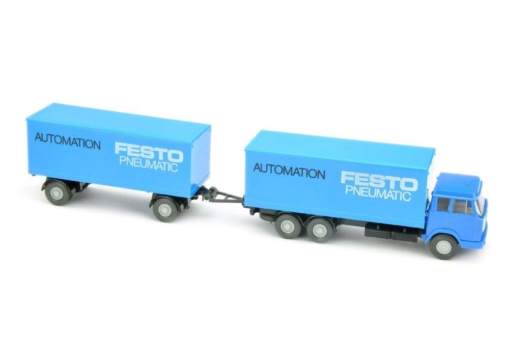 Festo/2B - Koffer-LKW Hanomag-Henschel