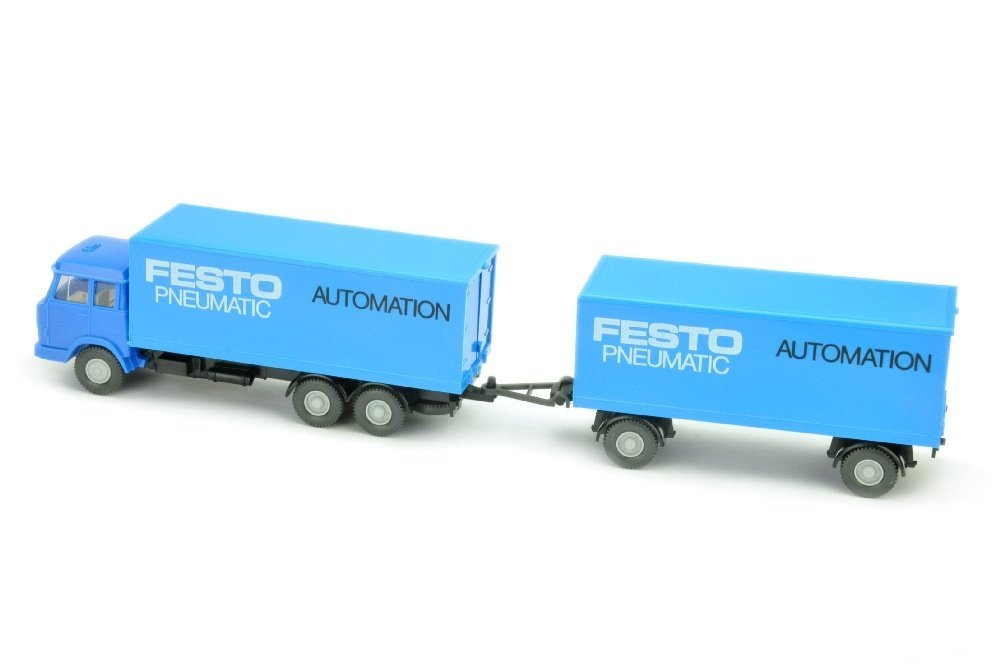 Festo/2B - Koffer-LKW Hanomag-Henschel - 2