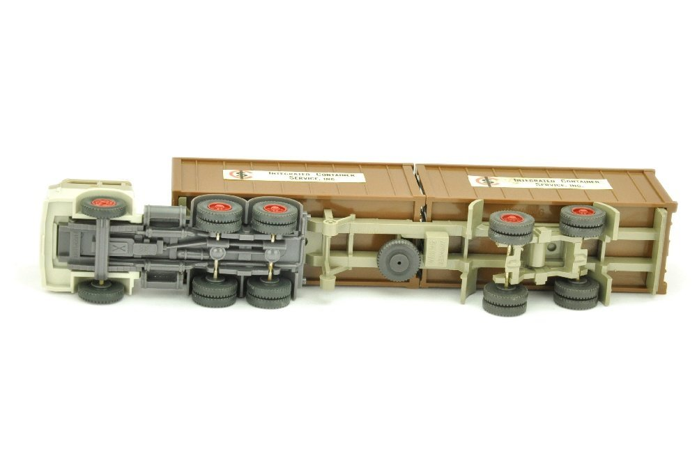 ICS/B - 2x 20ft-Container lehmbraun - 3