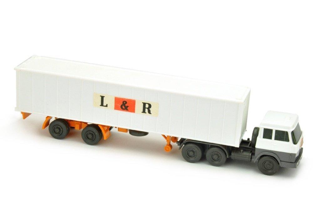 L & R/A - Alucontainer