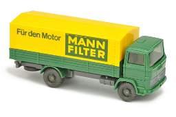 MANNA  PritschenLKW MB 1317 mit MBStern