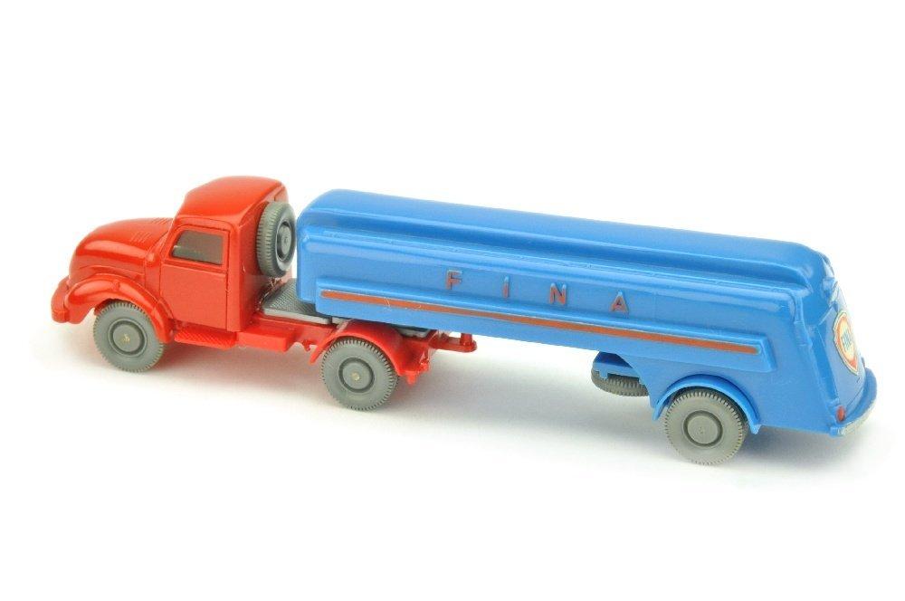 Fina/1B - Tanksattelzug Magirus (mit Blinkern) - 2