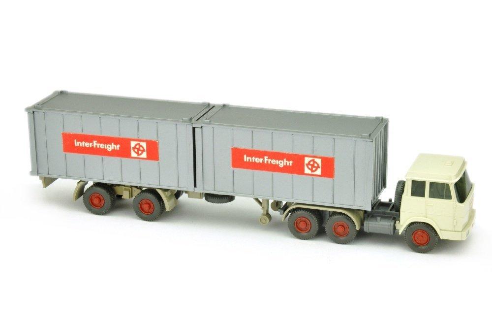Inter Freight/1A - Cont.-Sattelzug Han.-Henschel