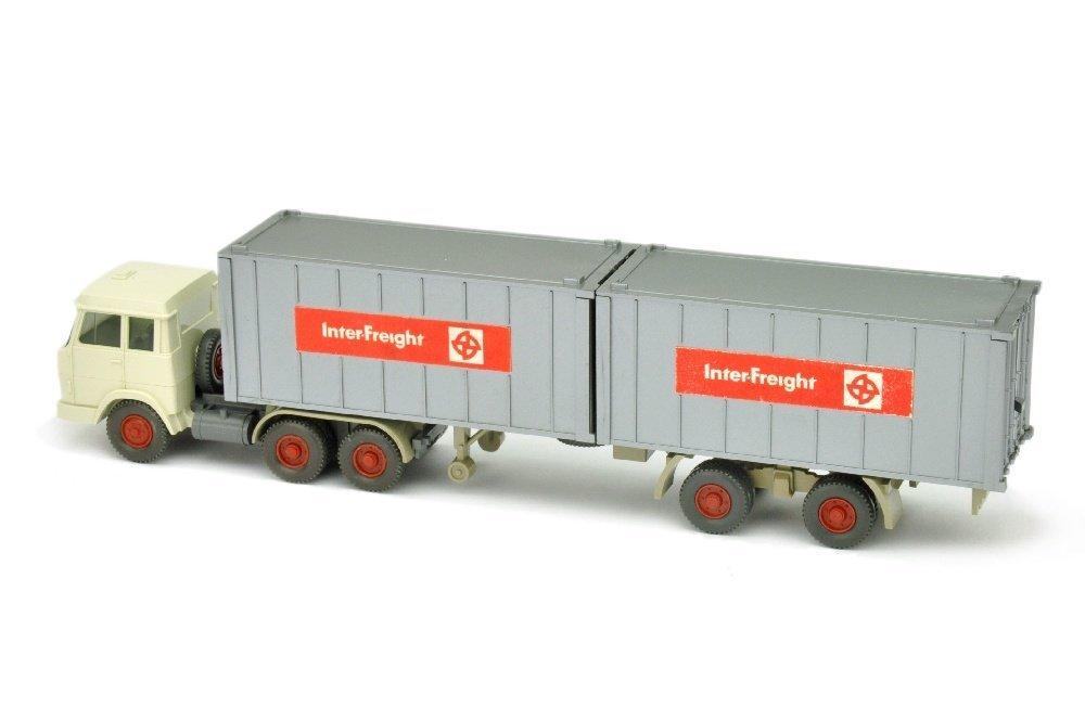 Inter Freight/1A - Cont.-Sattelzug Han.-Henschel - 2