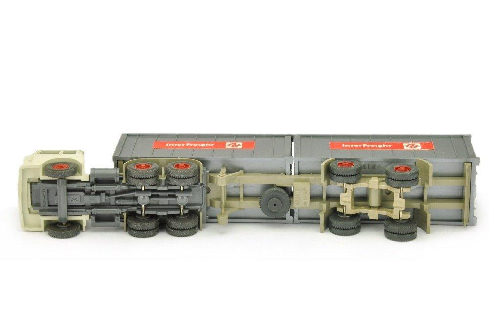 Inter Freight/1A - Cont.-Sattelzug Han.-Henschel - 3