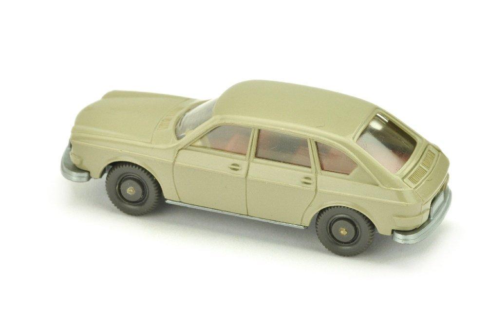 VW 411, olivgrau (Scheinwerfer einteilig) - 2