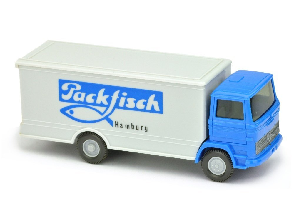 Koffer-LKW MB 1317 Packfisch (Hamburg)