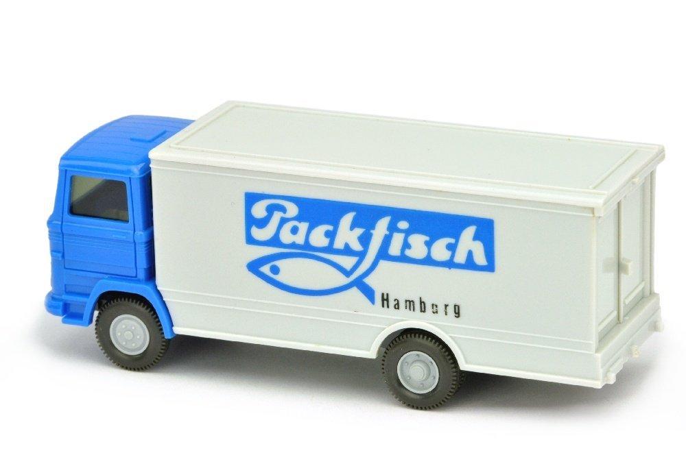 Koffer-LKW MB 1317 Packfisch (Hamburg) - 2