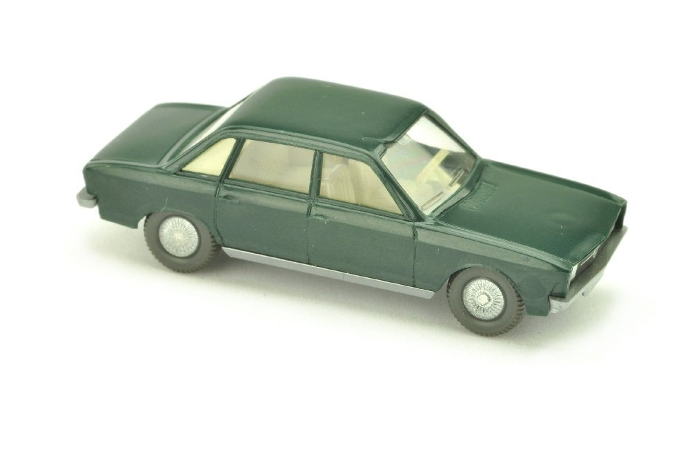 VW K 70, blaugruen