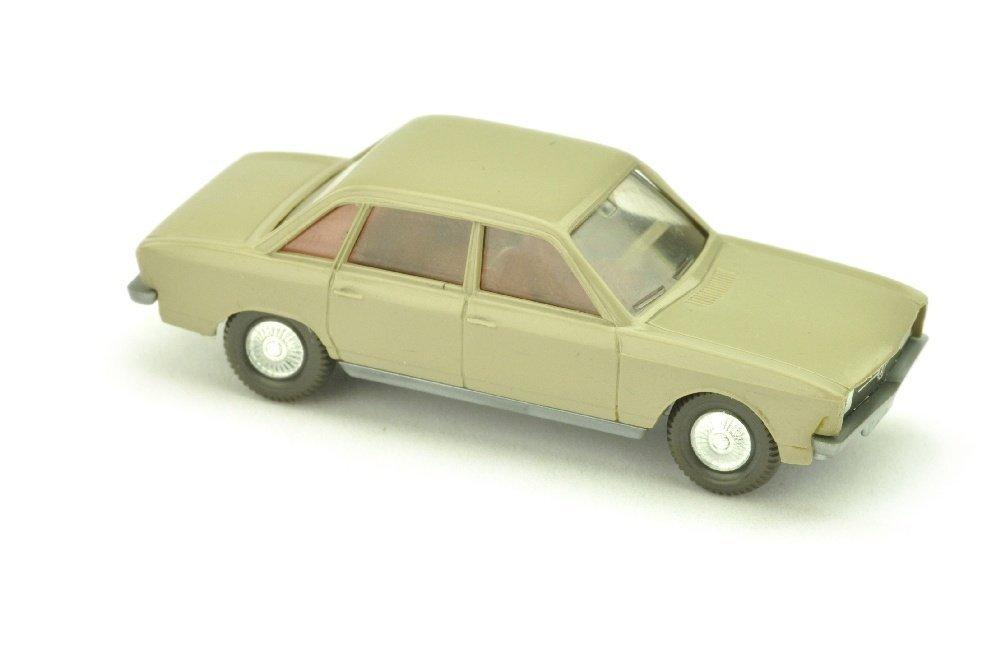 VW K 70, olivgrau