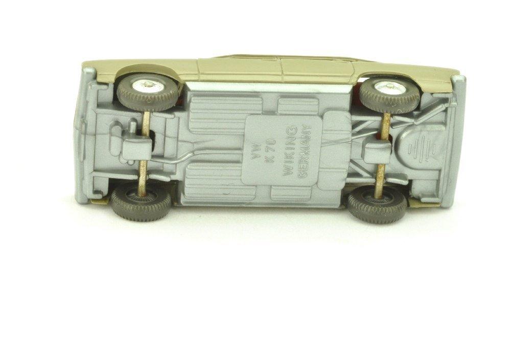 VW K 70, olivgrau - 3