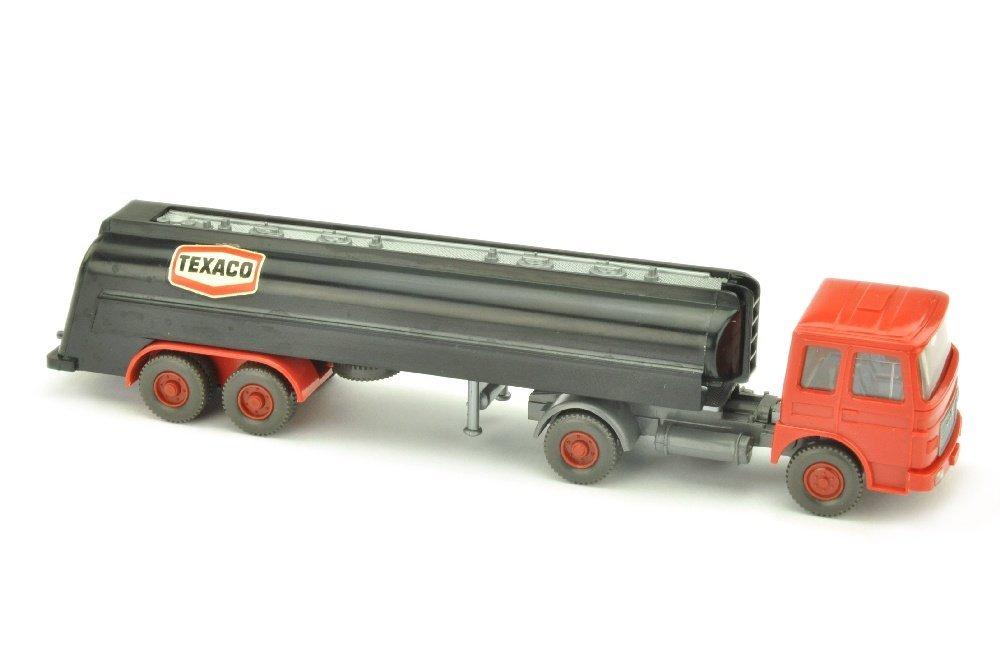Texaco-Tanksattelzug MAN 19.230, rot/schwarz