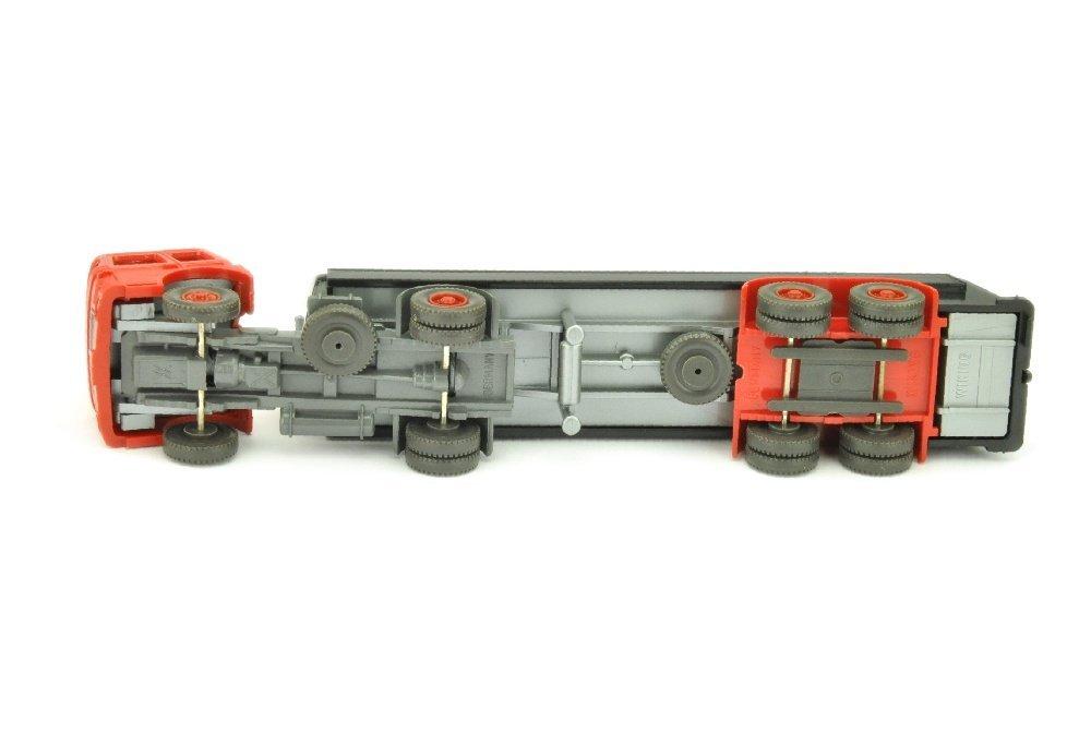 Texaco-Tanksattelzug MAN 19.230, rot/schwarz - 3