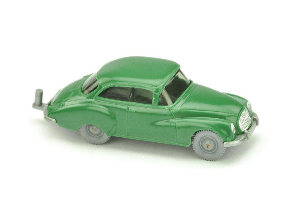 DKW Coupe, hellpatinagruen