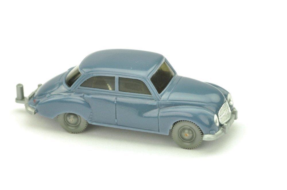 DKW Limousine, mattgraublau