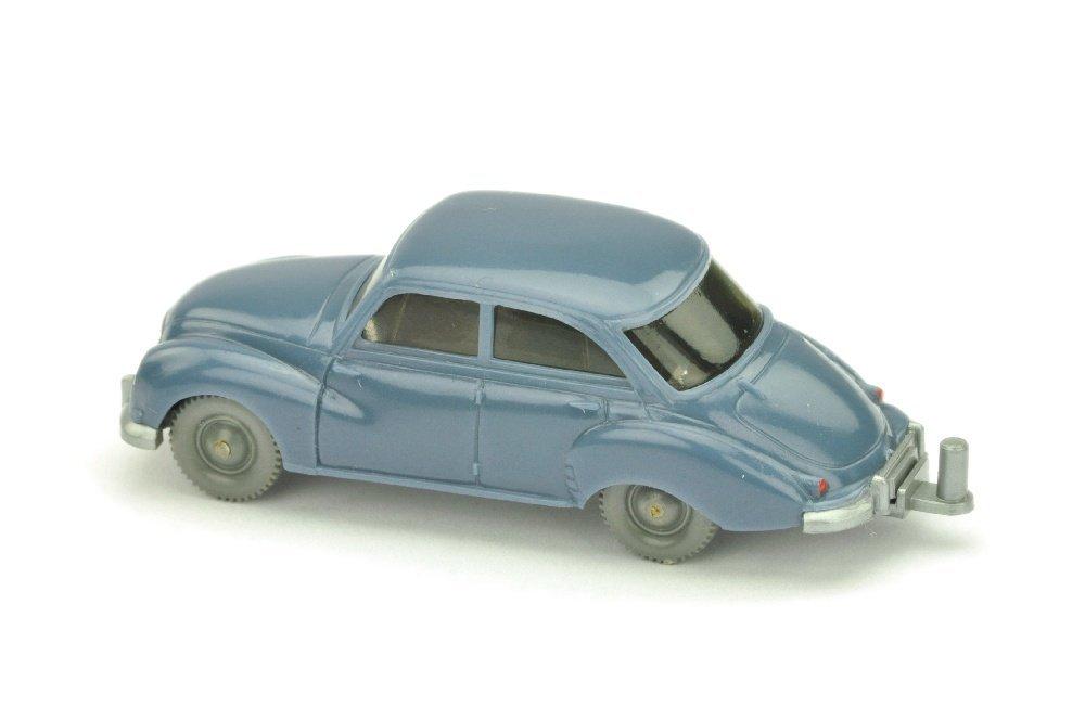 DKW Limousine, mattgraublau - 2