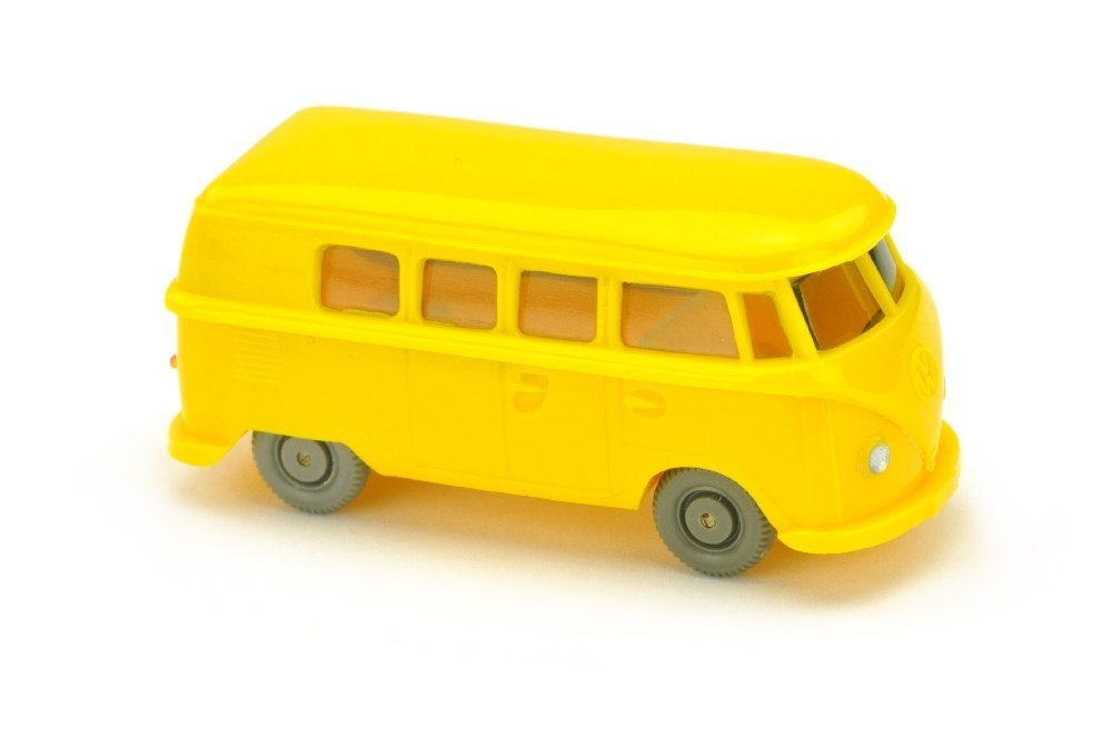 VW T1 Bus (alt), gelb
