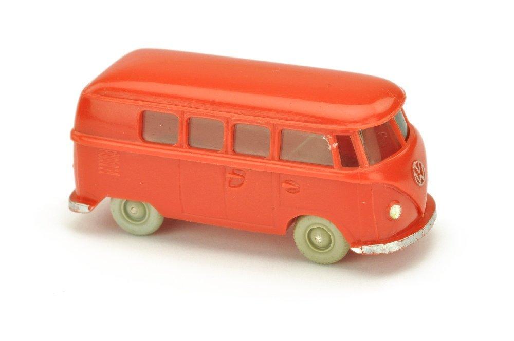 VW T1 Bus (alt), d'-orangerot
