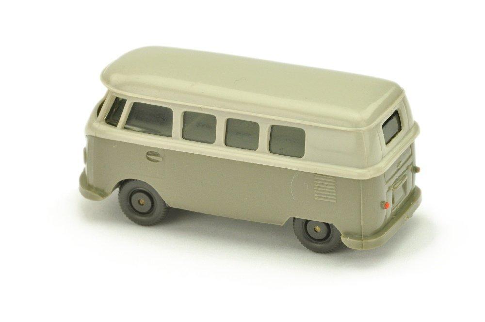 VW T1 Bus (alt), d'-achatgrau/betongrau - 2