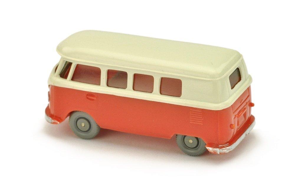 VW T1 Bus (alt), perlweiss/rose - 2