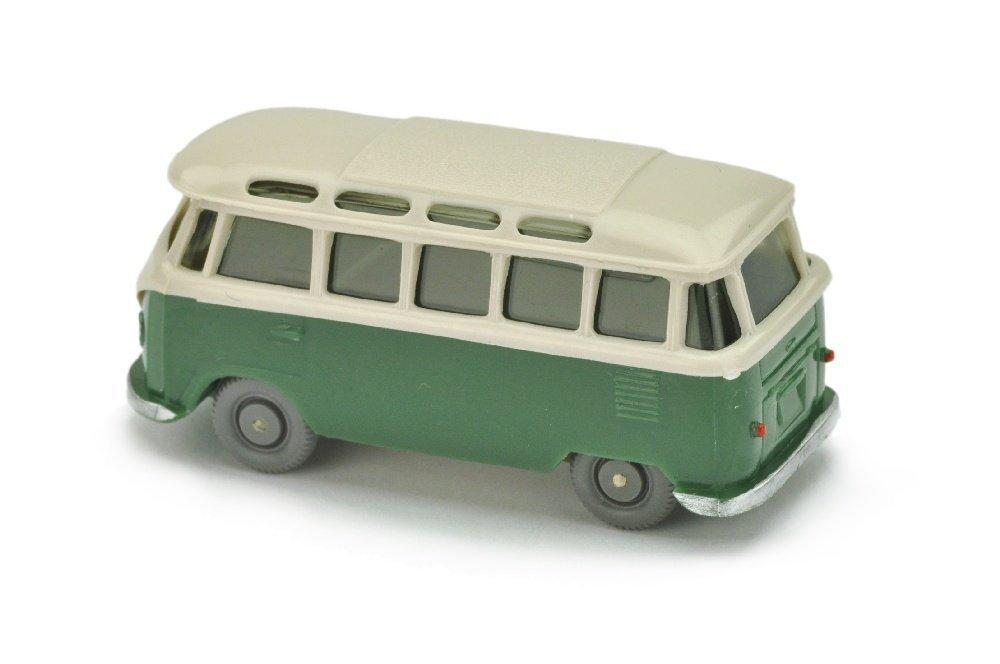 VW T1 Sambabus, braunweiss/diamantgruen (m.OPS) - 2
