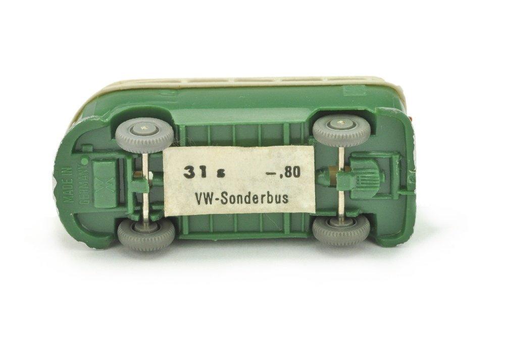 VW T1 Sambabus, braunweiss/diamantgruen (m.OPS) - 3