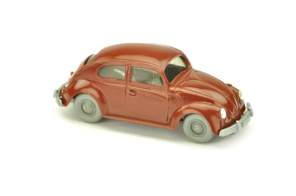 VW Kaefer (Typ 5), rotbraun