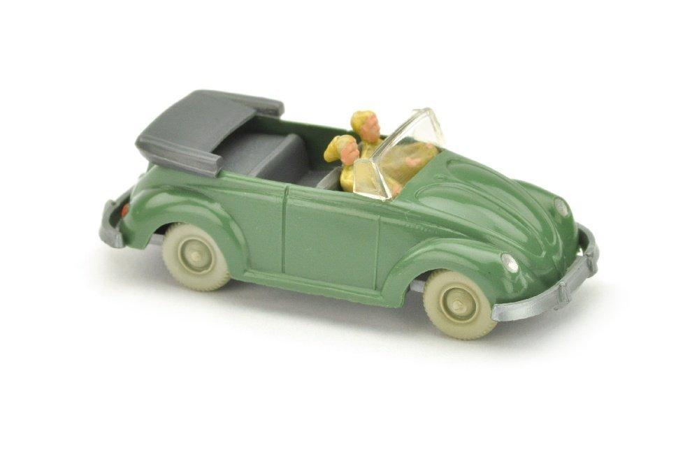VW Kaefer Cabrio (Typ 2), dunkelresedagruen