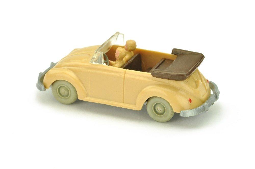 VW Kaefer Cabrio (Typ 2), beige (LR silbern) - 2