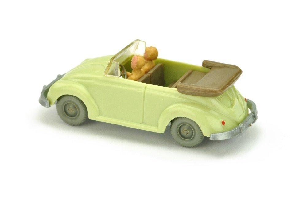 VW Kaefer Cabrio (Typ 2), h'gruenbeige (LR silbern) - 2