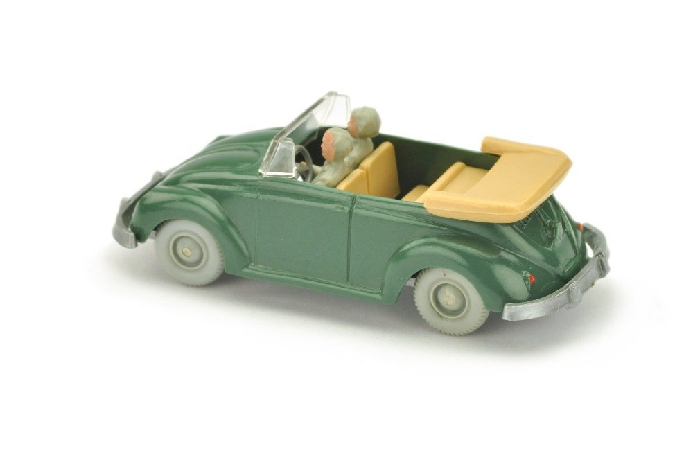 VW Kaefer Cabrio (Typ 2), graugruen (LR silbern) - 2
